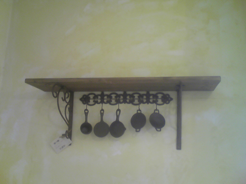 アンティーク風飾り棚